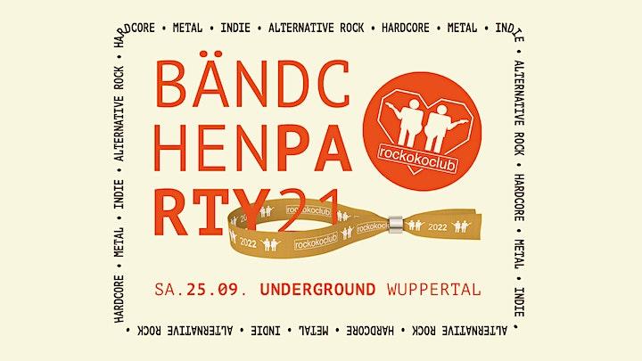Rockoko Bändchen-Party 2021: Bild