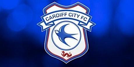 Cardiff City FC v Blackpool tickets