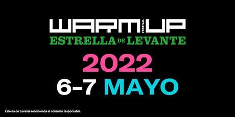 WARM UP Estrella de Levante 2021 entradas