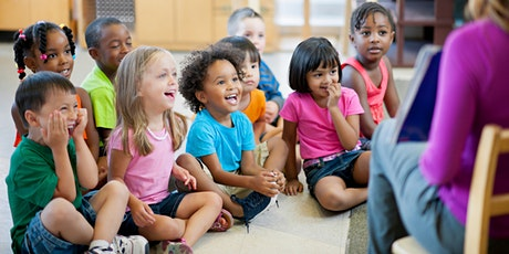 Rhymetime in Westcroft Library tickets