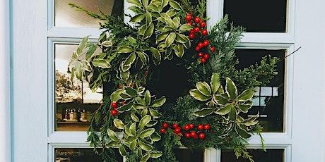 Wreath workshop! tickets