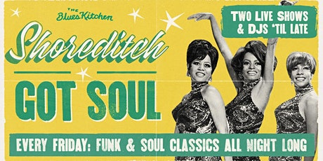Shoreditch Got Soul tickets