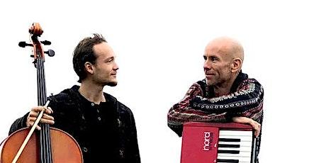 intuitive medicine music concert - Mitsch Kohn & Sascha Alexander Vaymer Tickets