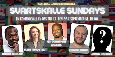 Svartskalle Sunday! Den 26:e september biljetter