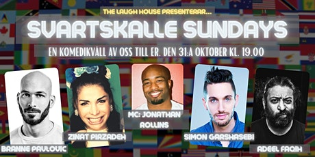 Svartskalle Sunday! Den 31:a oktober biljetter