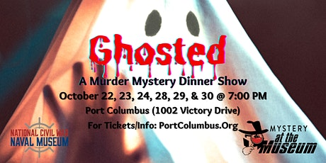 Mystery at the Museum: Ghosted! tickets