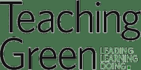 Teaching Green Symposium tickets