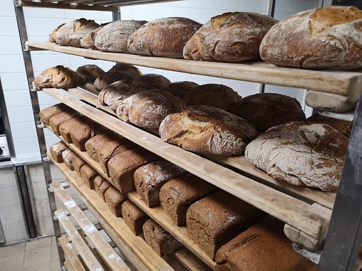 BrotBackKurs - Sauerteig & Madre... aber keine Backhefe: Bild