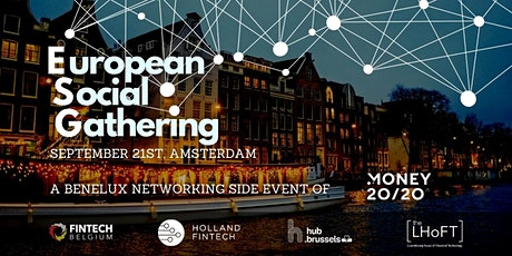 European Social Gathering 4 Fintech tickets