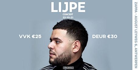 Violencia presents LIJPE in concert tickets