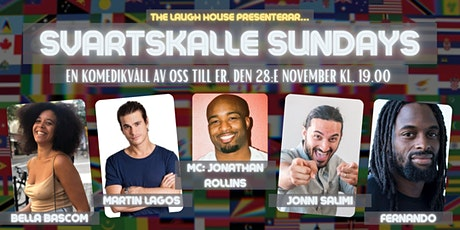 Svartskalle Sunday! Den 28:e november tickets