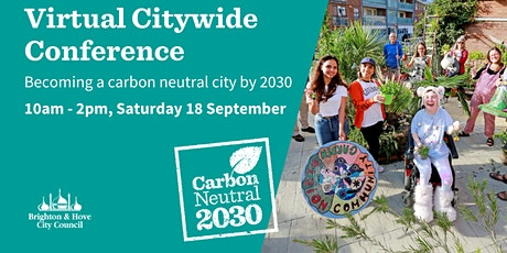 Brighton & Hove Citywide Conference 2021 tickets