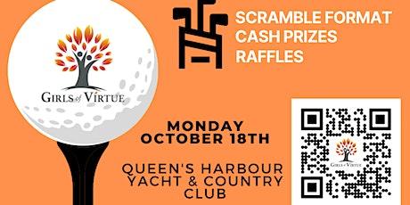 1st Annual Girls of Virtue Golf Tournament tickets