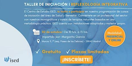 Taller de Iniciación de Reflexología Integrativa Octubre entradas