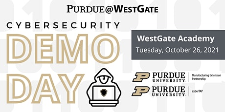 Cybersecurity Demo Day tickets