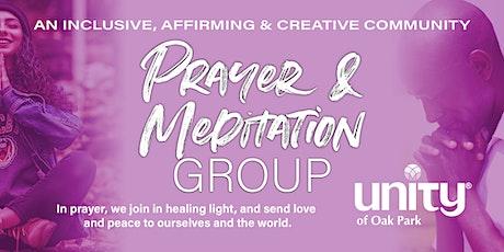 Prayer & Meditation Group (online) tickets
