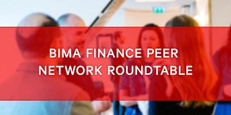 BIMA Finance Roundtable tickets