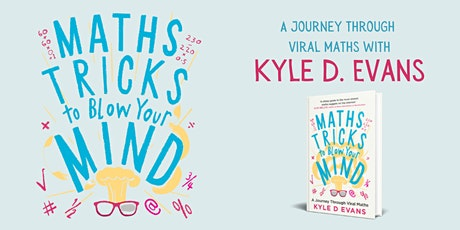 Maths tricks to blow your mind tickets