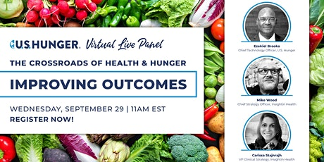 The Crossroads of Health & Hunger Live Panel tickets