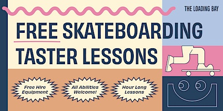 Free Skateboarding Lessons : Open Doors Day 2021 tickets
