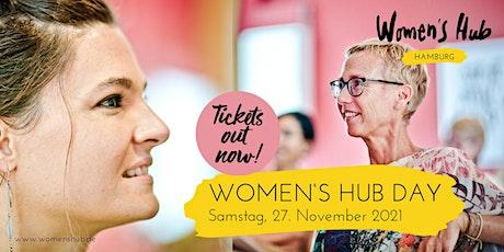 WOMEN'S HUB DAY HAMBURG 27. November 2021 tickets