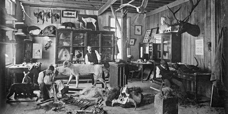 Lecture Series January - The 19th Century Boom in Sporting Taxidermy tickets