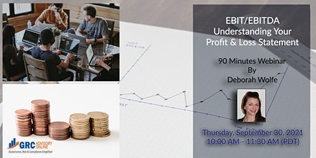 EBIT/EBITDA - Understanding Your Profit and Loss Statement tickets
