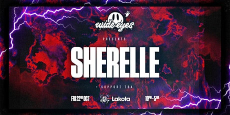 Wide Eyes: Sherelle tickets