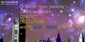 Steven Greer: ET Contact, Disclosure & The European...