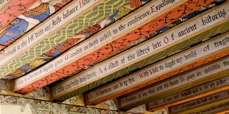 Lecture Series December -Renaissance Painted Decoration in the 21st Century tickets