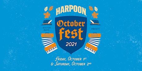 Harpoon Octoberfest - Boston, MA tickets