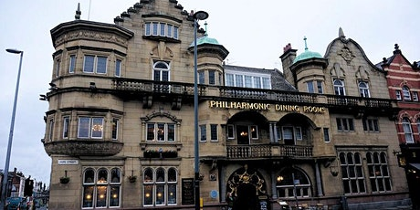 Psychic Night Philharmonic Dining Rooms Liverpool tickets