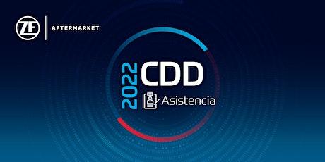Convención de Distribuidores ZF Aftermarket 2022 boletos