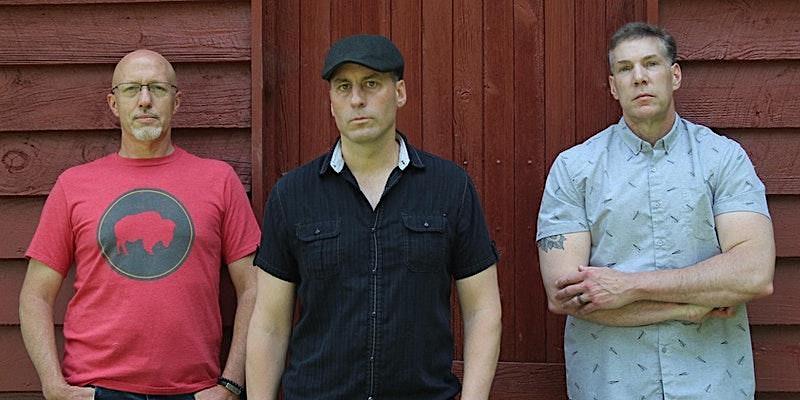 The Righteous Blokes – Modern Power Rock Trio