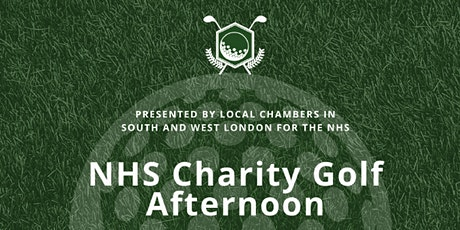 NHS Charity Golf and Dinner organised by West and SW Chambers of Commerce tickets