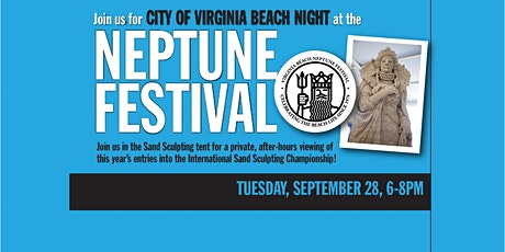 City of Virginia Beach Night at the Neptune Festival tickets