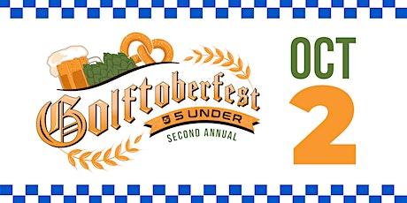2nd Annual Golftoberfest tickets