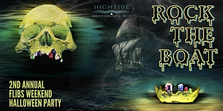Rock The Boat- Fort Lauderdale's International Boat  Show Halloween Party tickets