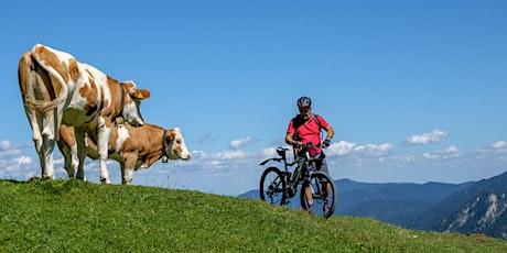 Giro in E-bike: Rivalpo - Val Medan biglietti