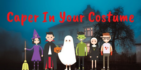 Caper In Your Costume tickets