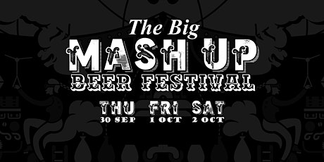 The Big Mash Up Beer Festival 2021 tickets