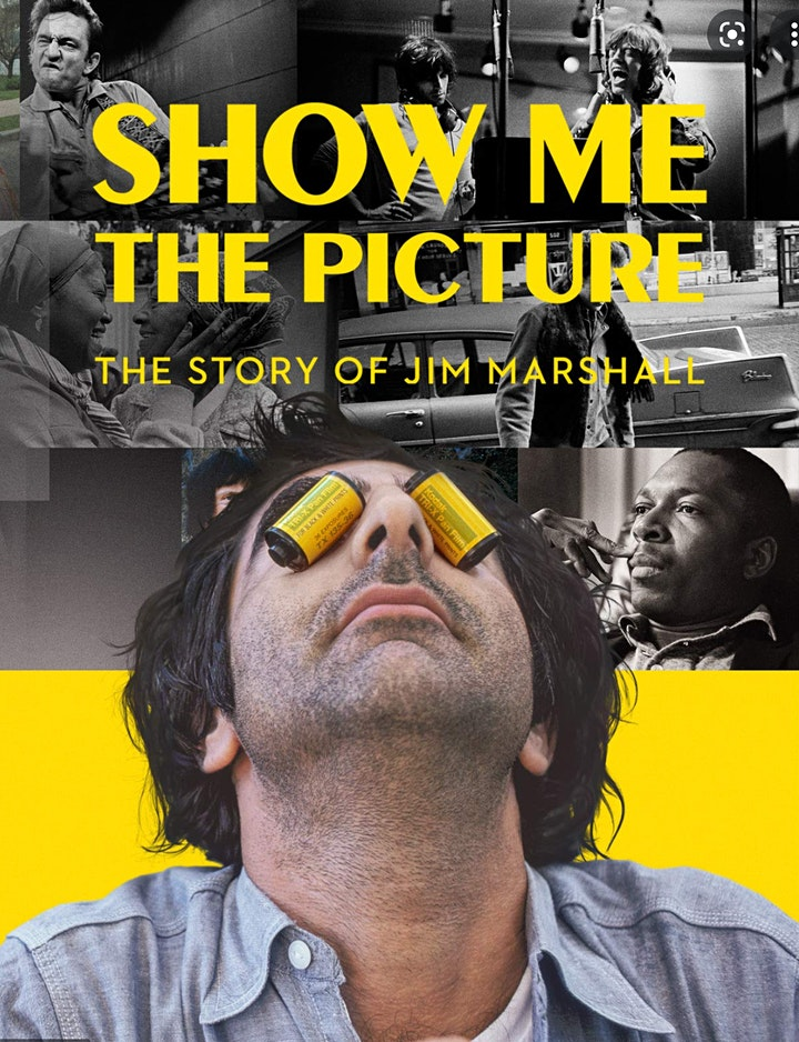 SHOW ME THE PICTURE - The Story of Jim Marshall ( 2020 : 92 mins) image