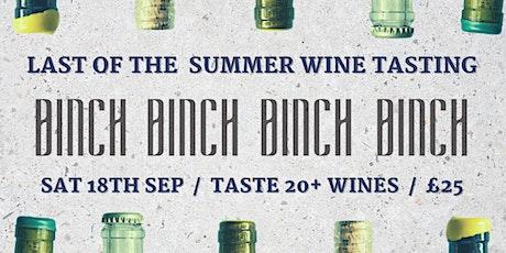Last of the Summer Wine Fair tickets