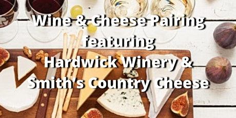 Local Wine & Cheese Pairing Experience tickets