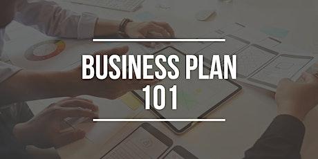 Business Plan 101 - Waterloo tickets