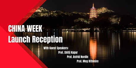 China Week Launch Reception tickets