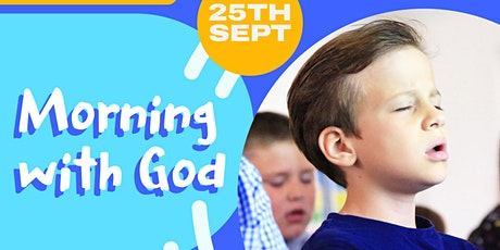 Children's Morning with God tickets