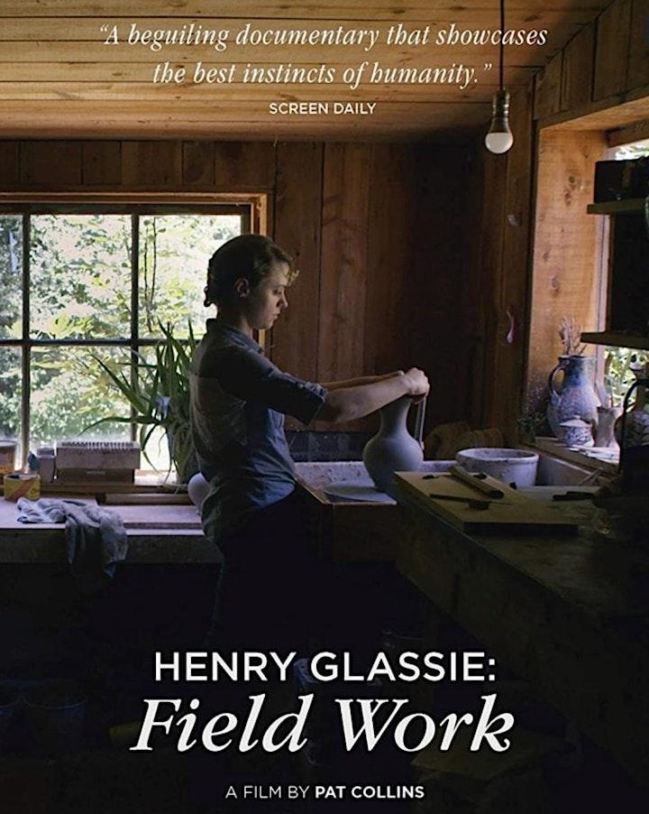 HENRY GLASSIE : Field Work (2019 : 105 mins) image