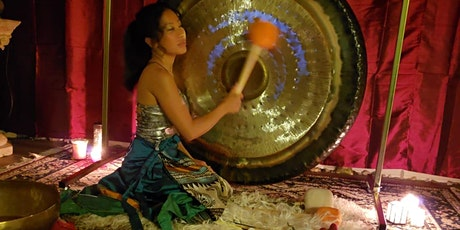 Gongs and Crystal Bowls Sound Bath Healing-Every Friday tickets