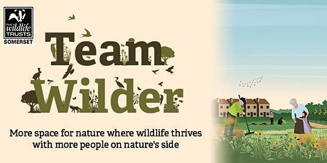 Team Wilder - Join our movement for nature tickets